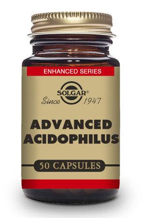 Acidophilus Avançat Solgar 50 caps
