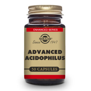 Acidophilus Avanzado 50 caps