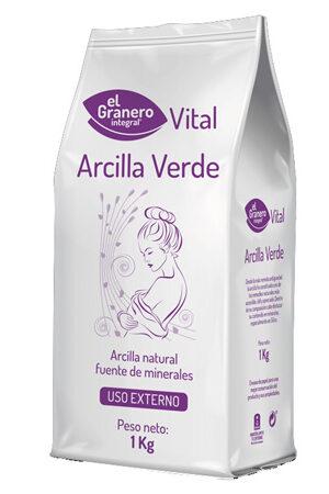 Argila verda Granero Integral
