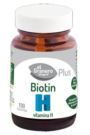 Biotin (Vitamina H Biotina)