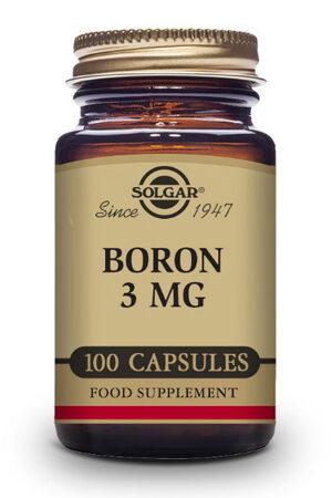 Boro 3 mg Solgar
