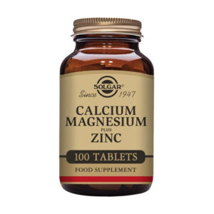 Calcio Magnesio Plus Zinc 100 comp