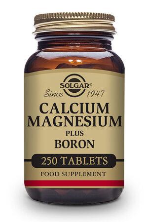 Calci / Magnesi plus Bor Solgar – 250 Comp
