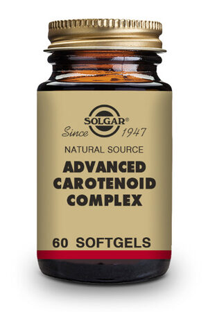 Carotenoides Complex Avançat Solgar