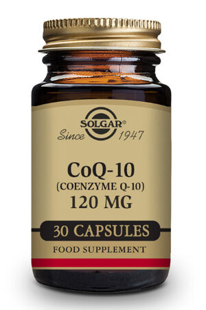 Coenzima Q-10 Solgar 120 mg