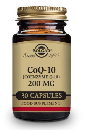 Coenzima Q-10 Solgar 200 mg