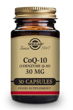 Coenzima Q-10 30 mg Solgar 30 caps