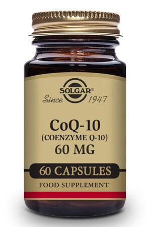 Coenzima Q-10 60 mg Solgar 60 perlas