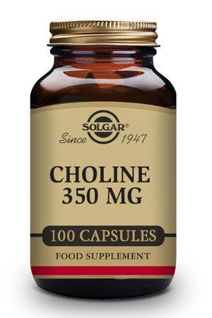 Colina 350 mg Solgar