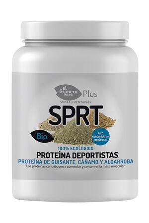 SPRT Esportistes (Proteïna de Pèsol, Garrofa y Cànem) Bio 600 g