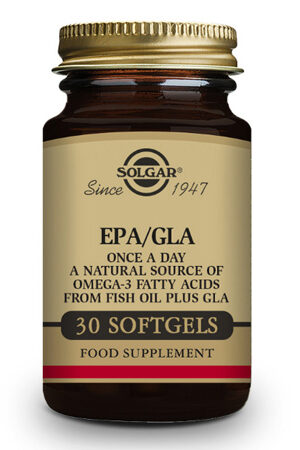 EPA / GLA Solgar – 30 perles
