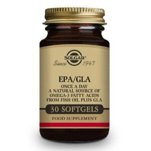 EPA - GLA - 30 perlas