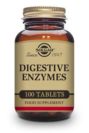 Enzimas Digestivas Solgar – 100 Comp