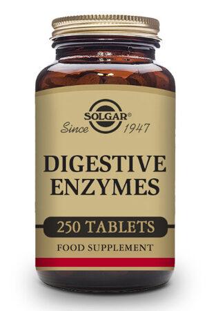 Enzimas Digestivas Solgar – 250 Comp