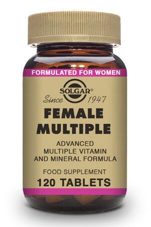 Female Múltiple – 120 Comp