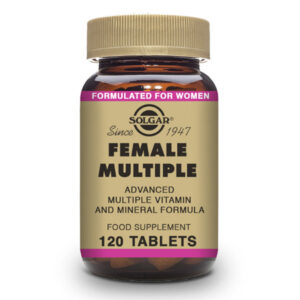 Female Múltiple - 120 Comp