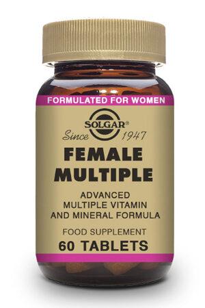 Female Múltiple – 60 Comp