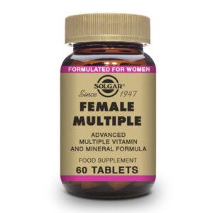 Female Múltiple - 60 Comp