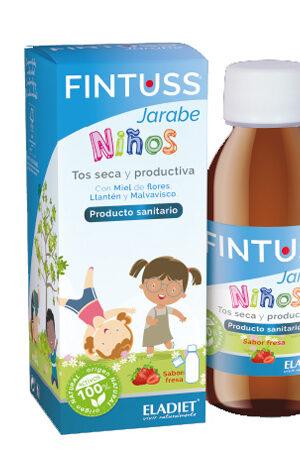 Fintuss Jarabe Niños