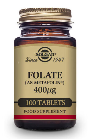 Folato Solgar – 100 Comp