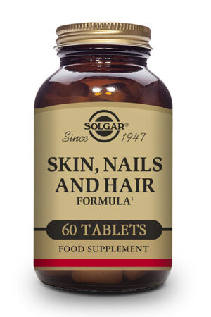 Fórmula cabell Pell y Ungles – 60 Comp