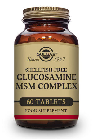 Glucosamina MSM Complex Solgar