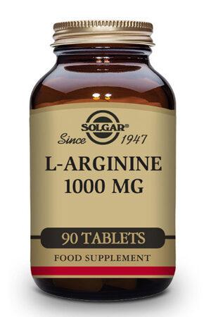 L-Arginina 1000 mg Solgar