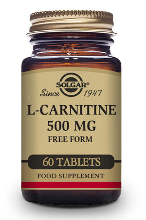 L-Carnitina Solgar – 60 Comp