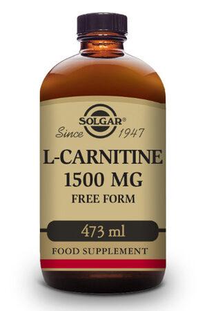 L-Carnitina Líquida Solgar