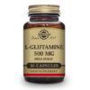 L-Glutamina 500 mg - 50 Cáps