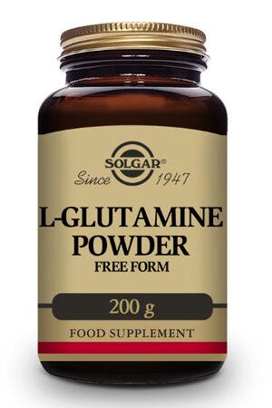 L-Glutamina en Pols Solgar