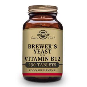 Levadura de Cerveza con Vitamina B12
