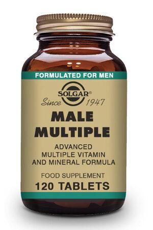Male Múltiple (complex per al home) Solgar – 120 Comp