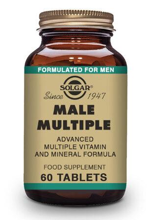 Male Múltiple (complex per al home) Solgar – 60 Comp