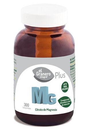 Mg 500 (Citrat de Magnesi) 300 Comp Granero Integral