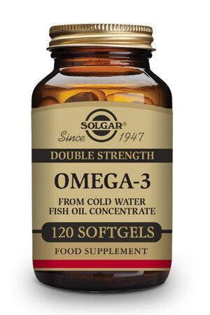 Omega-3 Solgar – 120 perles