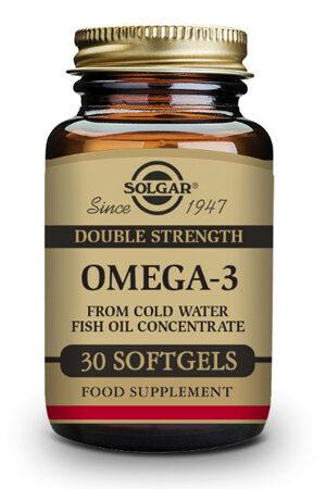 Omega-3 Solgar – 30 perles