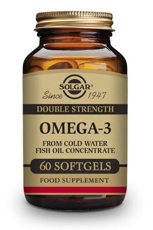 Omega-3 Solgar – 60 perles
