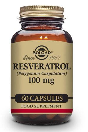 Resveratrol 100 mg Solgar