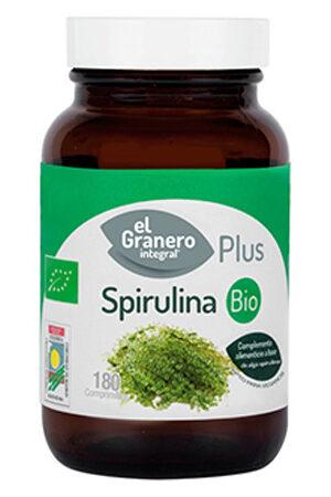 Spirulina Bio Granero Integral