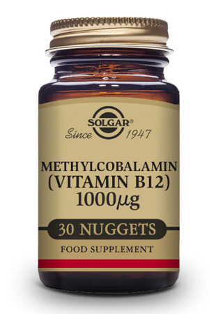 Vitamina B12 Solgar 1000 μg