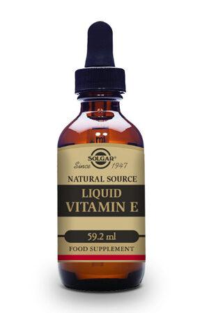 Vitamina E Líquida Solgar