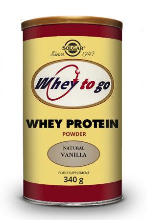 Whey To Go proteïna de sèrum vainilla 340 g