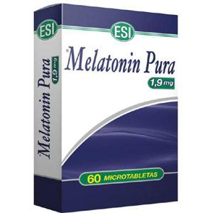 Melatonin 1,9mg 60 tabletes