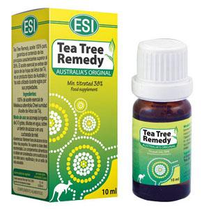 Tea Tree Remedy Oli 100% Esi 10 ml