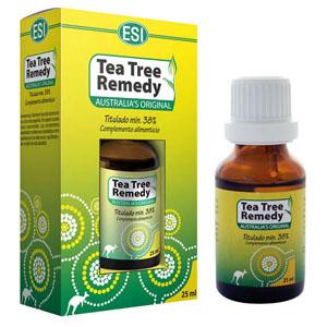 Tea Tree Remedy Oli 100% Esi 25 ml