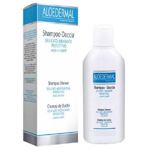 AloeDermal Xampú + Gel de Dutxa