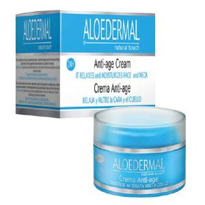 AloeDermal Crema Anti Age