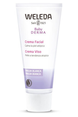 Crema Facial de Malva Blanca