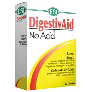 DigestivAid No Acid 12 pastilles